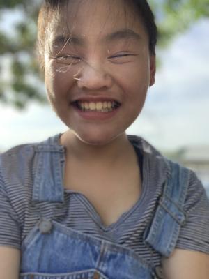 Georgia Tan (smiling 2)