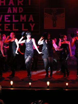 Velma Kelly in All That Jazz - Chicago