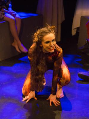 2019 Ariel - Rose Bruford Term 4 - Crouching · By: Michael O'Reilly