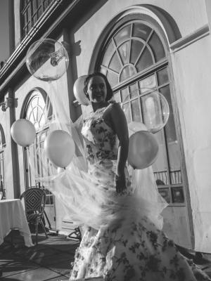 2019 Modelling - QQW Wedding Fair · By: Sam Pharoah