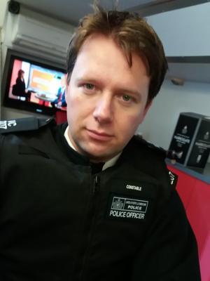 2020 Police Officer