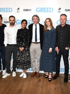 2020 Greed Screening 13/2/20 · By: Shutterstock images
