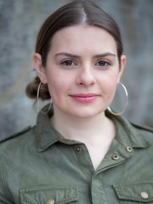 2020 Hannah Hughes headshot 2 · By: David John