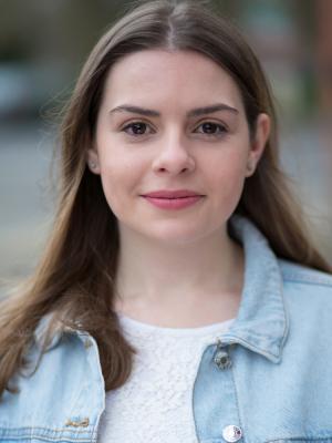 2020 Hannah Hughes headshot 5 · By: David John
