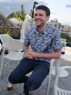 Daniel Colbourne