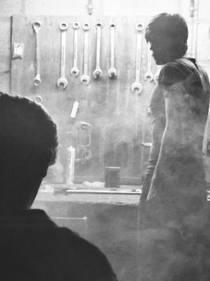 """2020 """"The Interrogation of Mr Wesler"""" BTS · By: George Baker"""