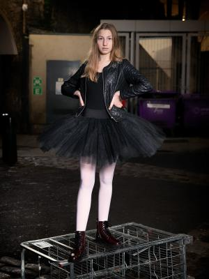 2020 Ballerina Grunge - Dance In the City · By: Stephen L D'Agostino