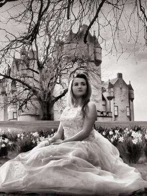 Castle photo shoot