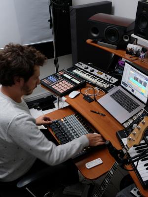 Aykan Esen, Producer