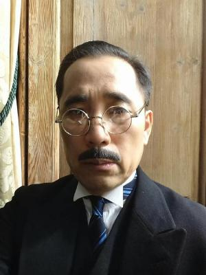 The Emperor Hirohito in National Geographic Documentary Film
