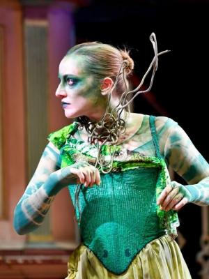 """2019 """"Ariel"""" In The Tempest 2019 · By: Beth Martyn Smith"""