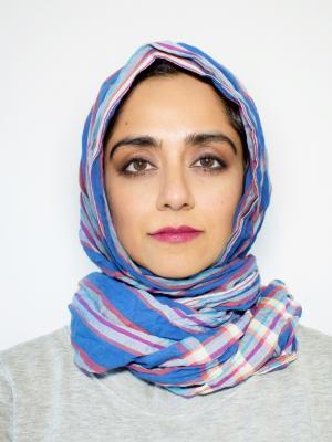 2020 Headshot - Hijab · By: Sarah Hussain