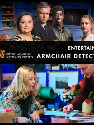 Armchair Detectives BAFTA Win
