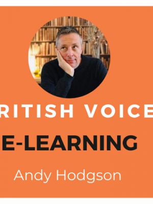 2020 Andy Hodgson E-Learning Voice Over · By: Andy Hodgson