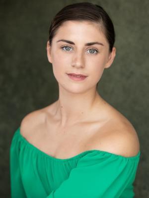 2019 Lily De Rosa Actor Headshot 2 · By: The Headshot Box