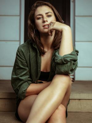 2018 Lily De Rosa Fashion Shot · By: Mark Willshire