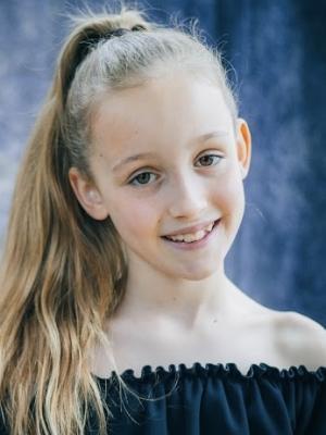 Ruby Dean, Child Actor