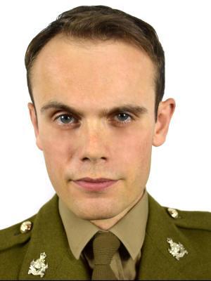 2020 Army Captain · By: Stuart Walker