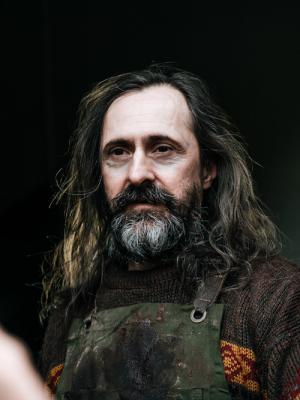 2020 Role: Taxidermy Tom in 'Taxidermy Tom' · By: Edward Evans