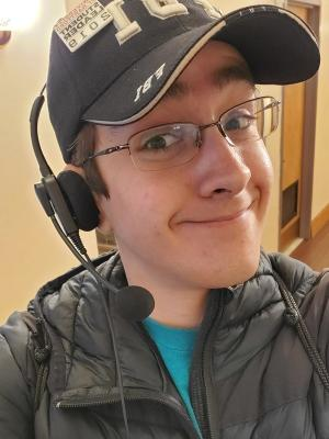 Brandon Gasparino, Production Assistant