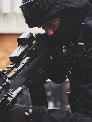 2019 Armed Police in Officer Down · By: Connor Diffley