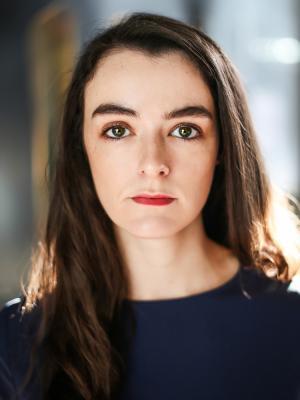 Sorcha Dawson. Photographed by Hana Kovacs 2019