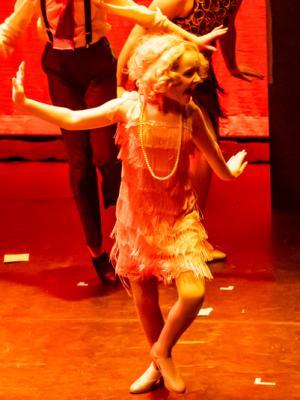 Katherine Wilson - Thoroughly Modern Millie Dance