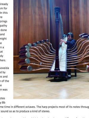 2018 Harp designed by Am Konjani-Performed by London Symphony Orchestra · By: M.Nazari
