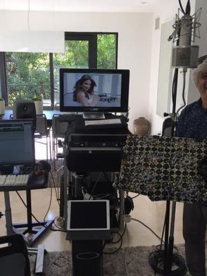 2019 Mobile Dubbing and ADR set up. · By: Ralph Rodriguez