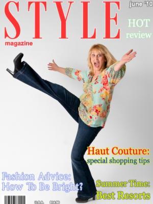 2020 Magazine Style · By: Alicja Korbinska