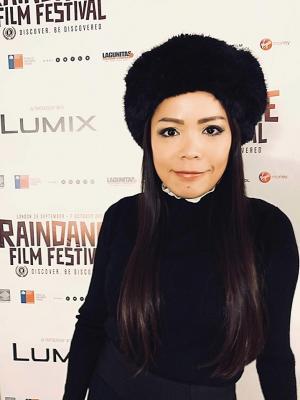 At Raindance Film School/ Raindance Film Festival