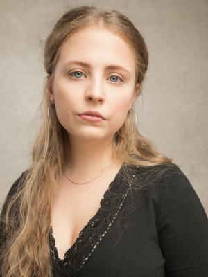 2020 Emily McCormick, Headshot 2020 · By: Samuel Black