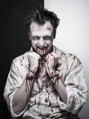 2020 Horror · By: Hannah Gamble