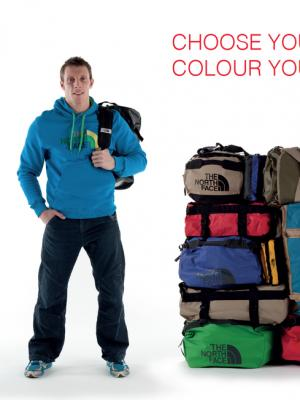 The North Face Base Camp Duffle Advertising Campaign