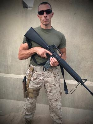US Military Costume
