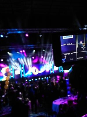First Direct Arena - Leeds Sports Awards