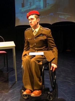 Bully Boy Major Oscar Hadley