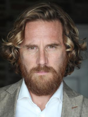 2019 Howard Davey with Beard · By: Laura Cooke