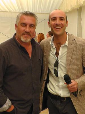 2017 Food Show Host Paul Hollywood · By: Gary Hirst