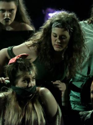 2017 Urinetown - Jade Donno · By: Lydia Froud