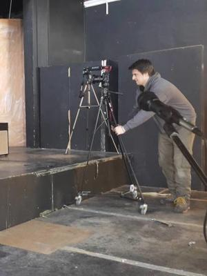 Working with the Dolly as Cinematographer on Music Video