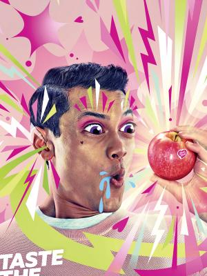2020 Pink Lady Apples · By: Isaac