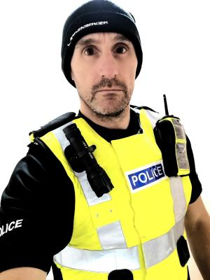 Police Uniform (owned)