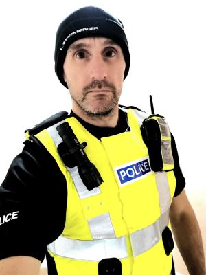 2019 Police Uniform (owned) · By: Mike Wood