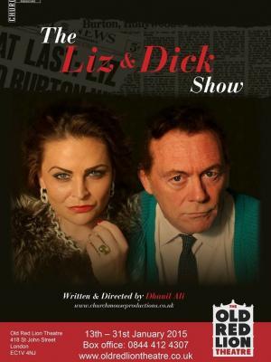 Liz and Dick poster