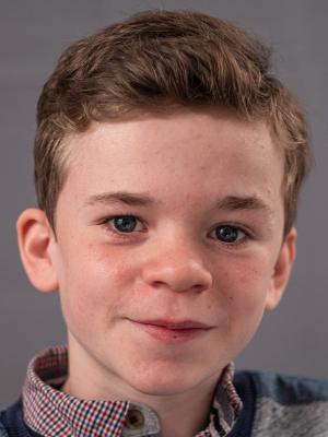 Oscar Easterbrook, Child Actor