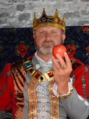 2020 King Henry VIII · By: Alan Mallyon