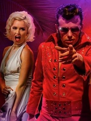 2017 As 'ELVIS' for Virgin Media TV Commercial · By: Virgin Media