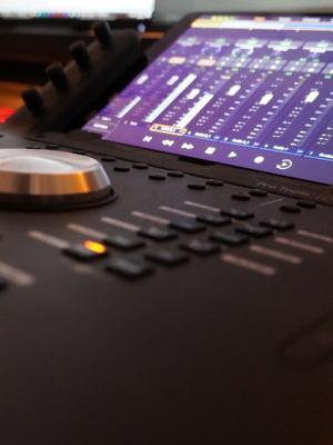 2020 Studio - Mixer · By: Christopher Caplin