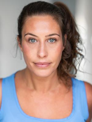 Laura Tindle Headshot Hair Up